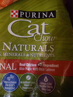 Purina Cat Chow Naturals - Product - en