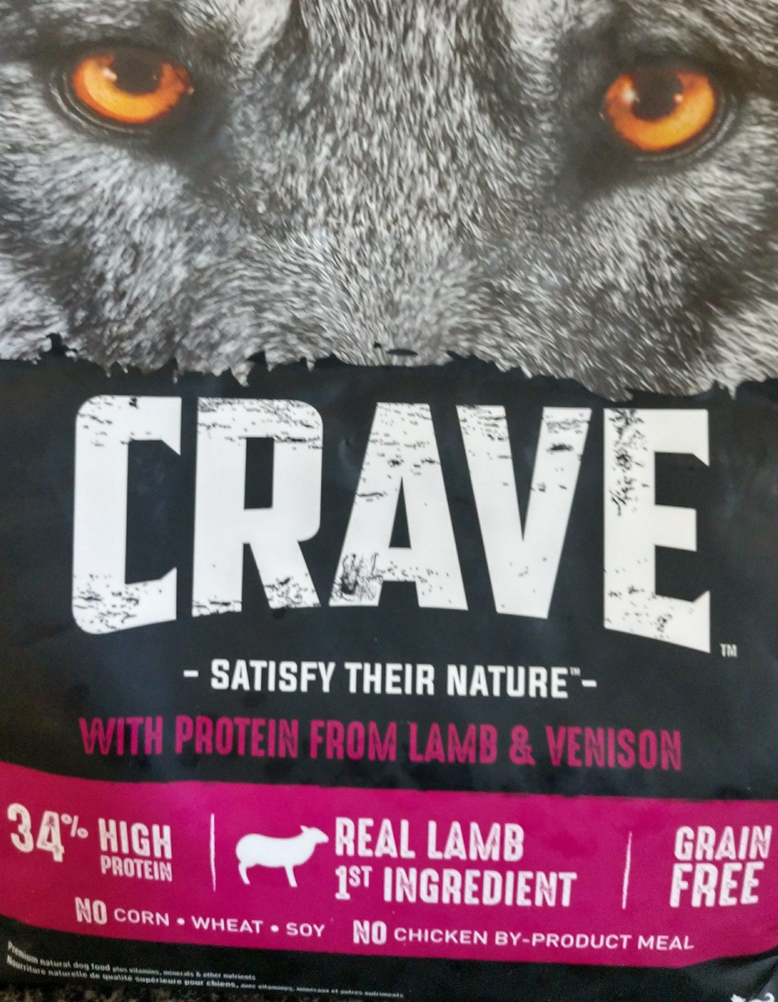 Crave - Product - en