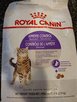Royal Canin Feline Health Nutrition Appetite Control Spayed / Neutered Dry Cat Food - Product - en