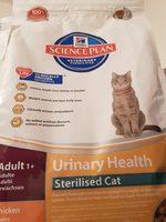 hills urinary health sterilised cat - Product
