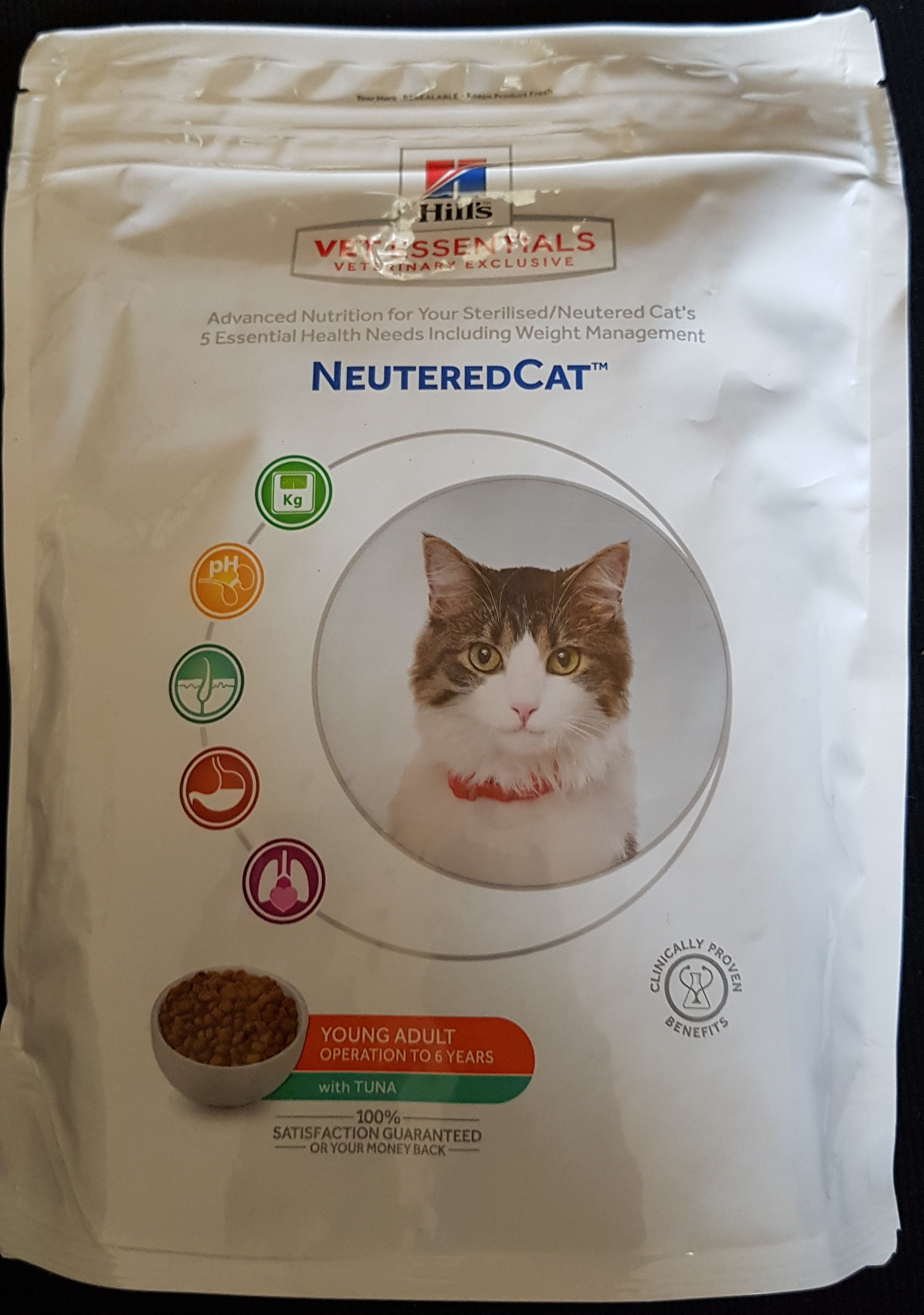 Hill's NeuteredCat - Product - fr