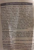 Science Diet Cat Food - Ingredients
