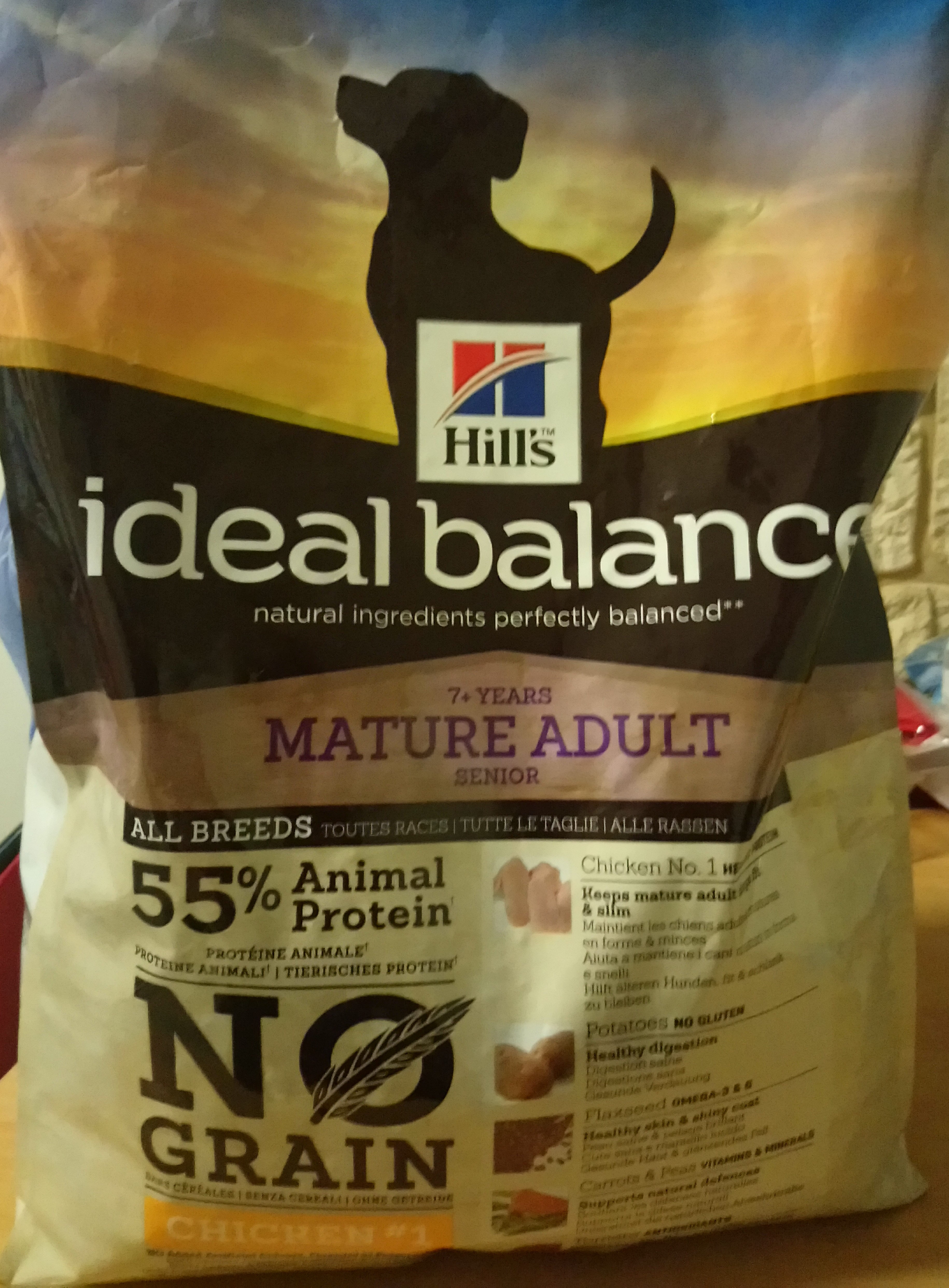hill's ideal balance mature adult - Product
