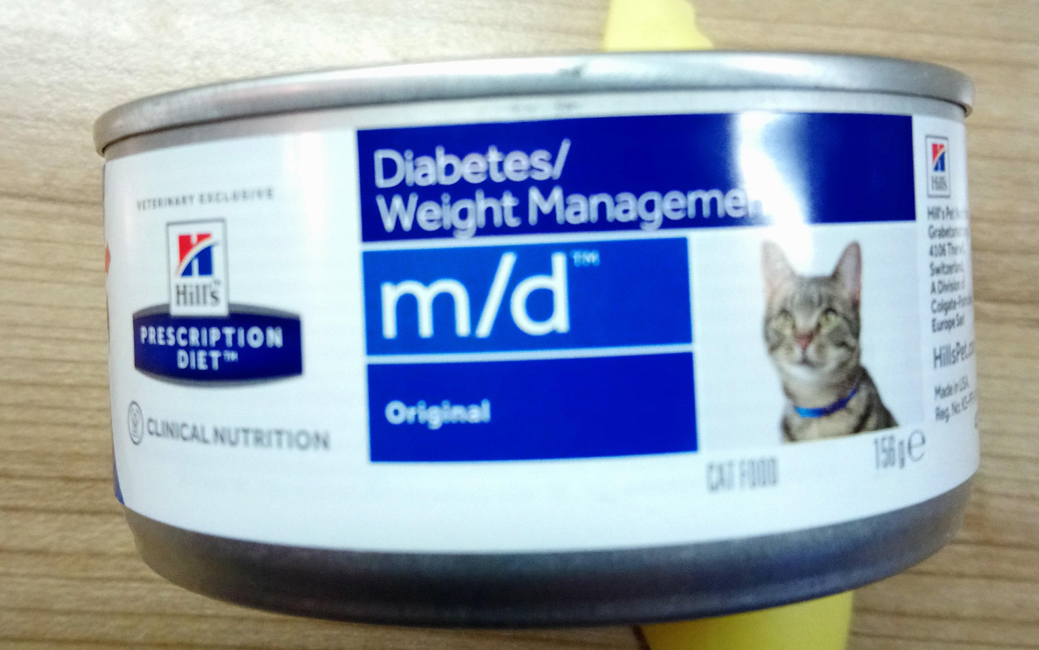 m/d Prescription Diet Diabetes - Product