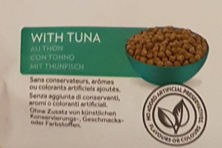 Feline mature adult 7+ - Ingredients
