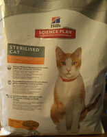 Sterilised cat Young adult 6 months - 6 years - Poulet - Product - fr