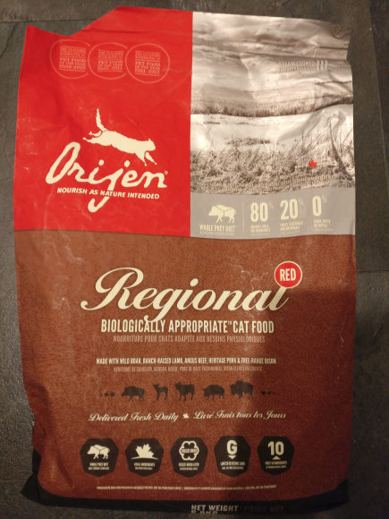 Regional Red - Product