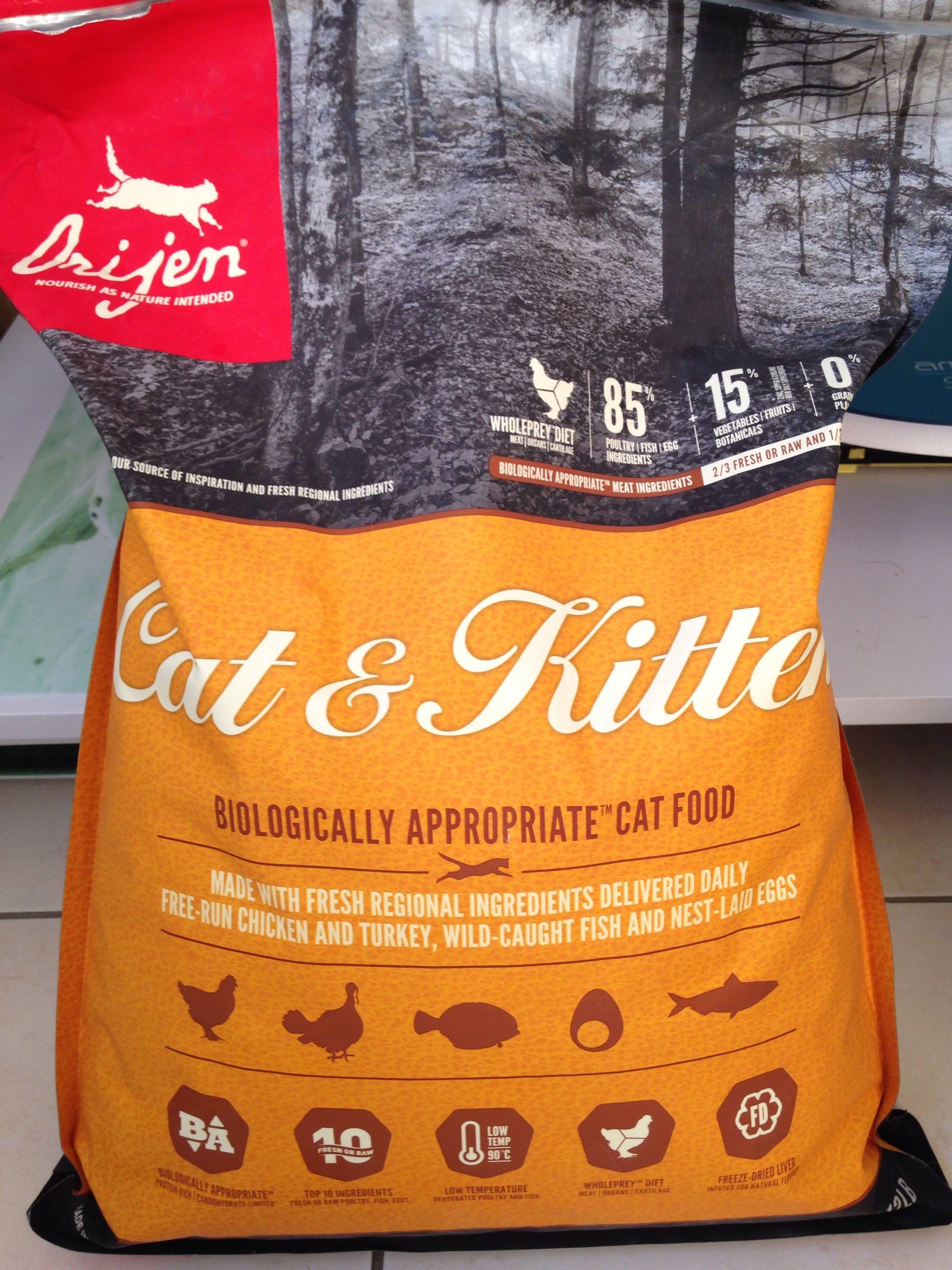 Orijen Cat & Kitten - Product