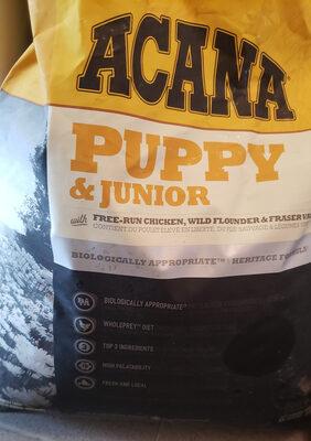 Puppy & Junior Heritage Formula - Product - en