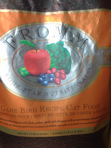 Game Bird Recipe Cat Food - Product