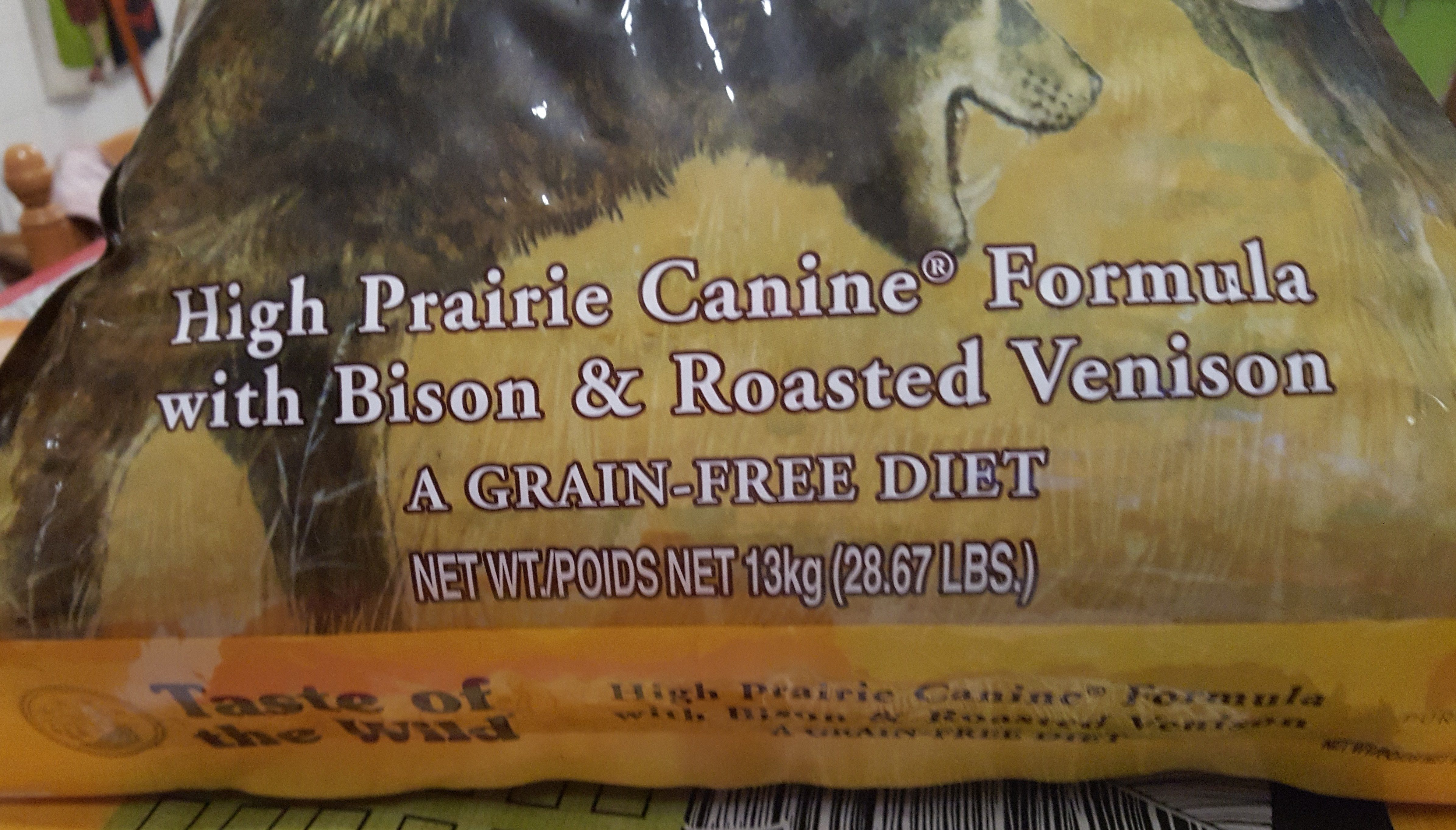 High prairie canine - Product - fr