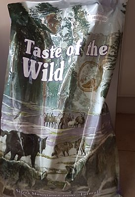 Taste of the wild sierra mountain canine - Produit