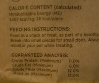 Farmers Medley - Nutrition facts