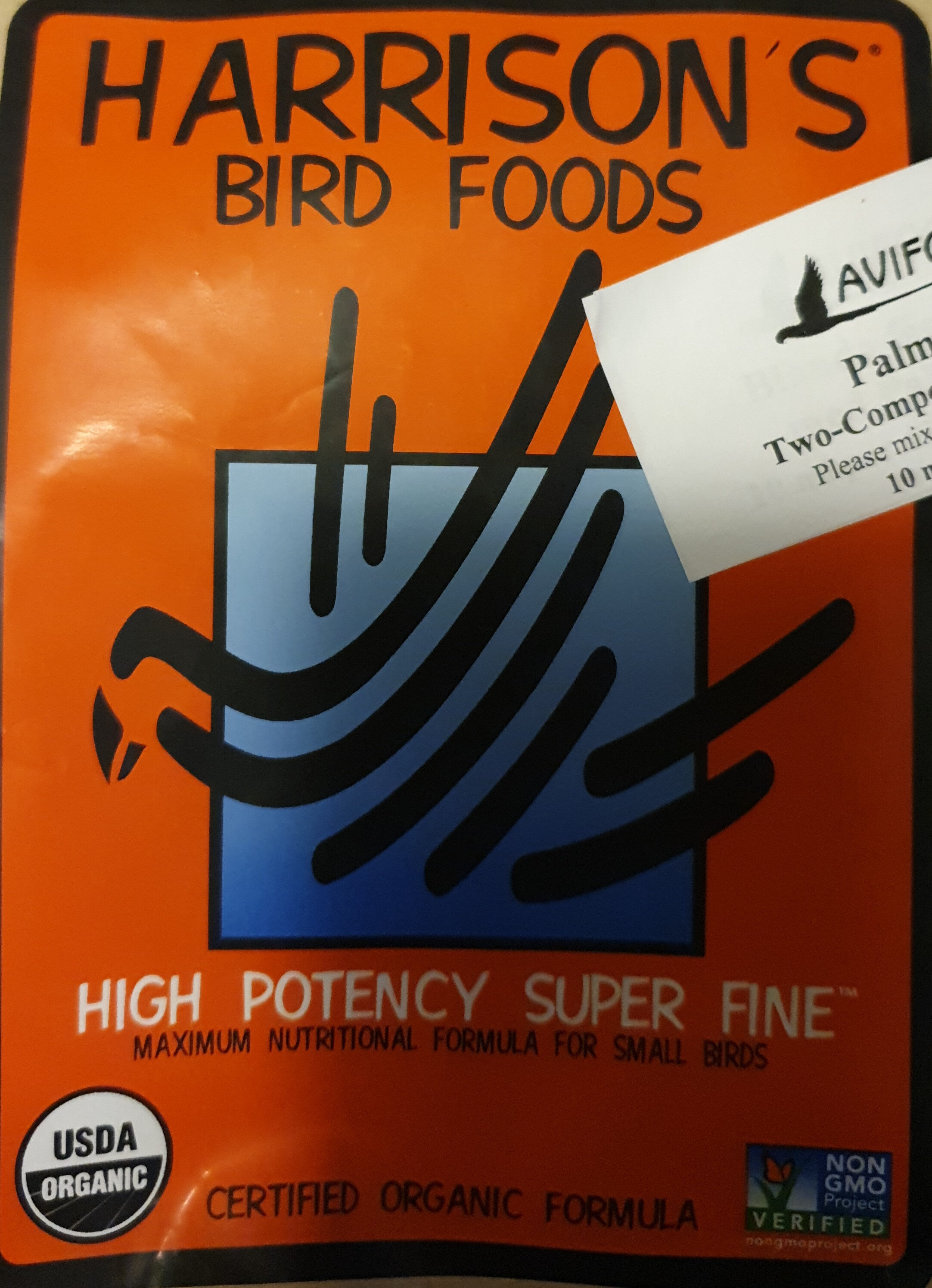 High potency super fine - Product - en