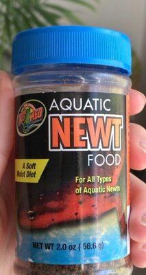 Aquatic newt food - Product - fr