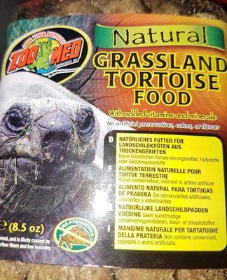 Grassland food - Ingredients - fr