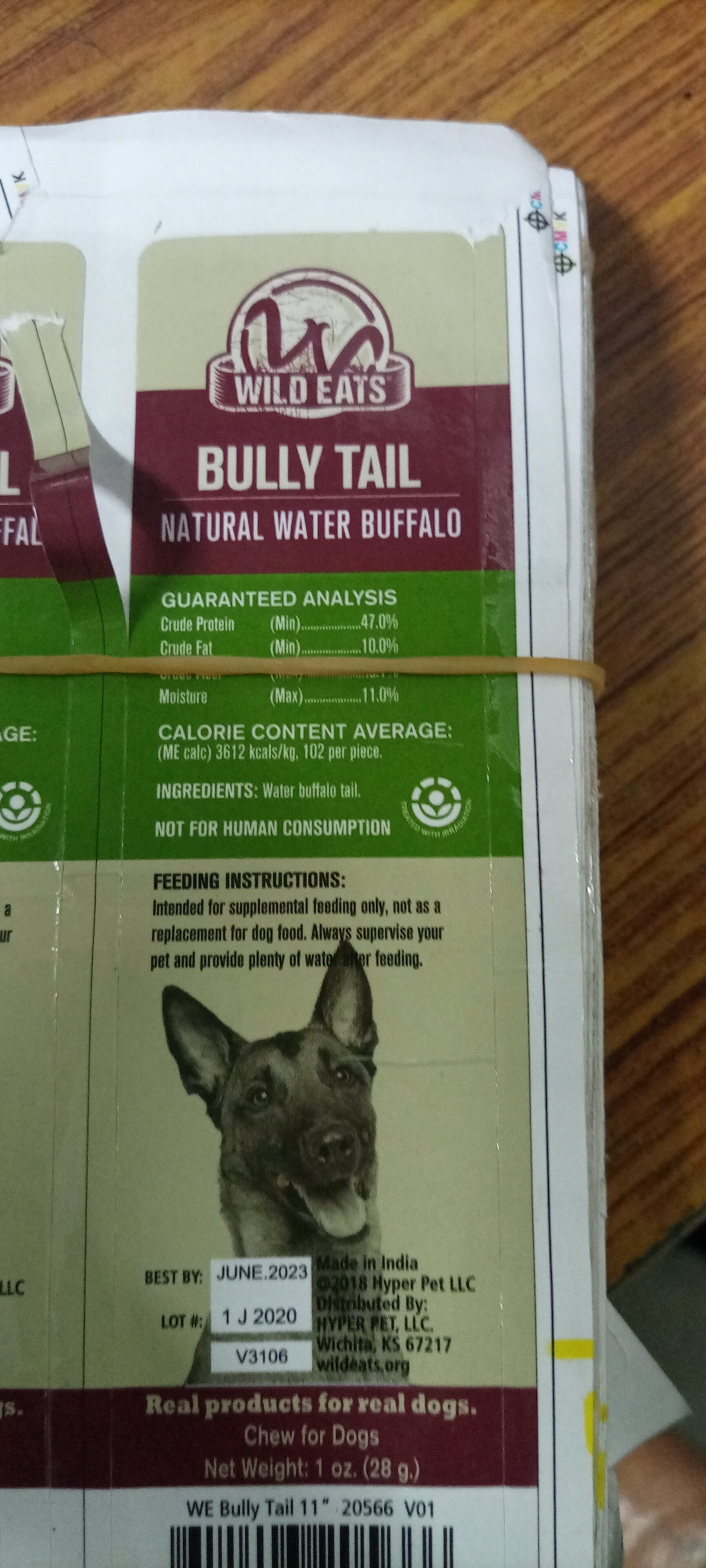 Bully tail - Product - en