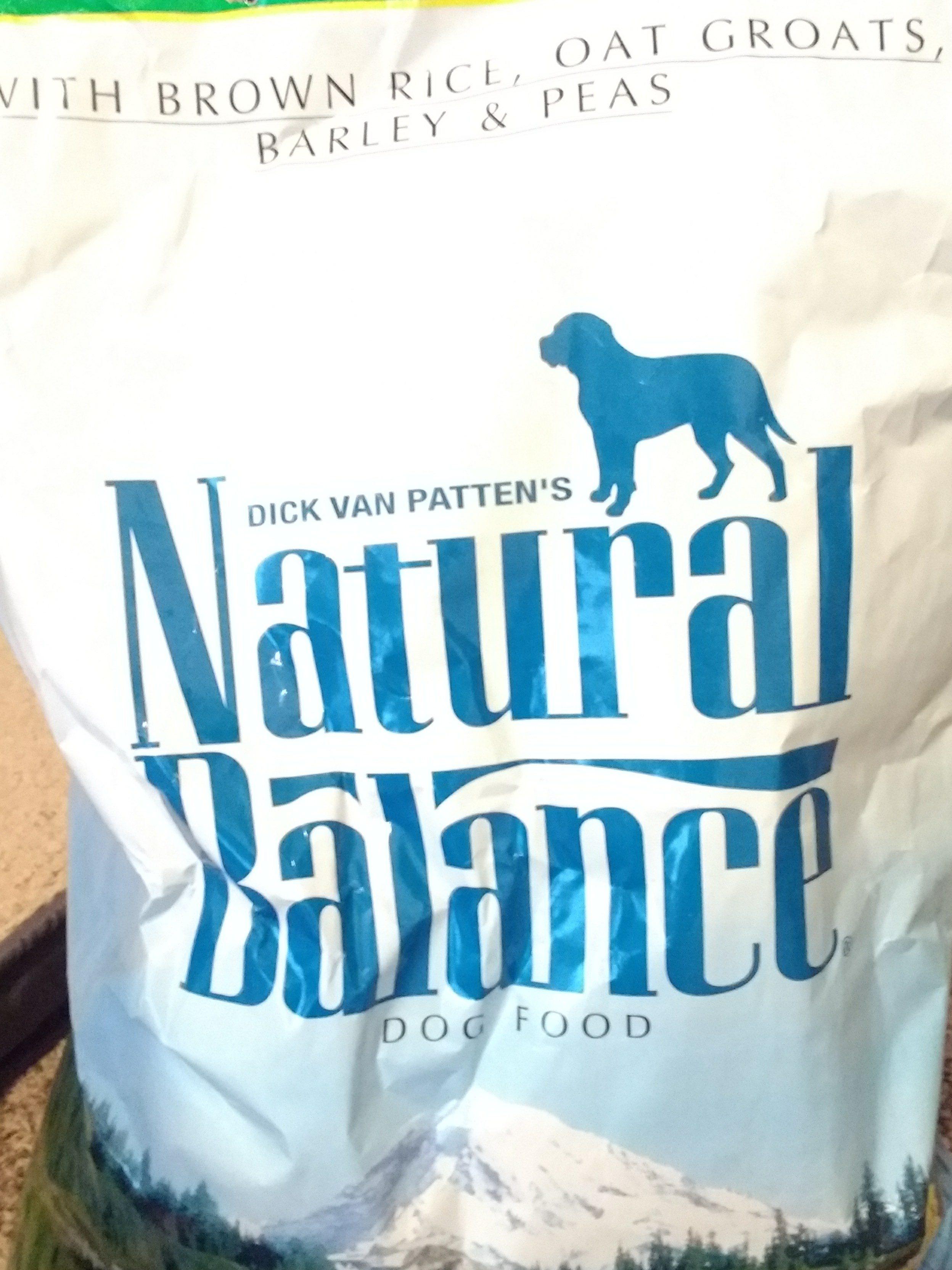 Natural Balance Dog Food Vegan - Product - en