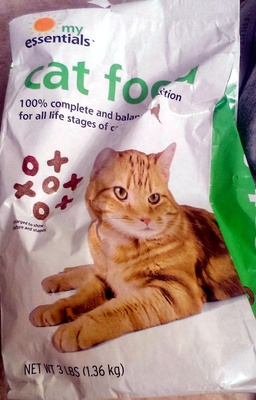 Cat Food - Product