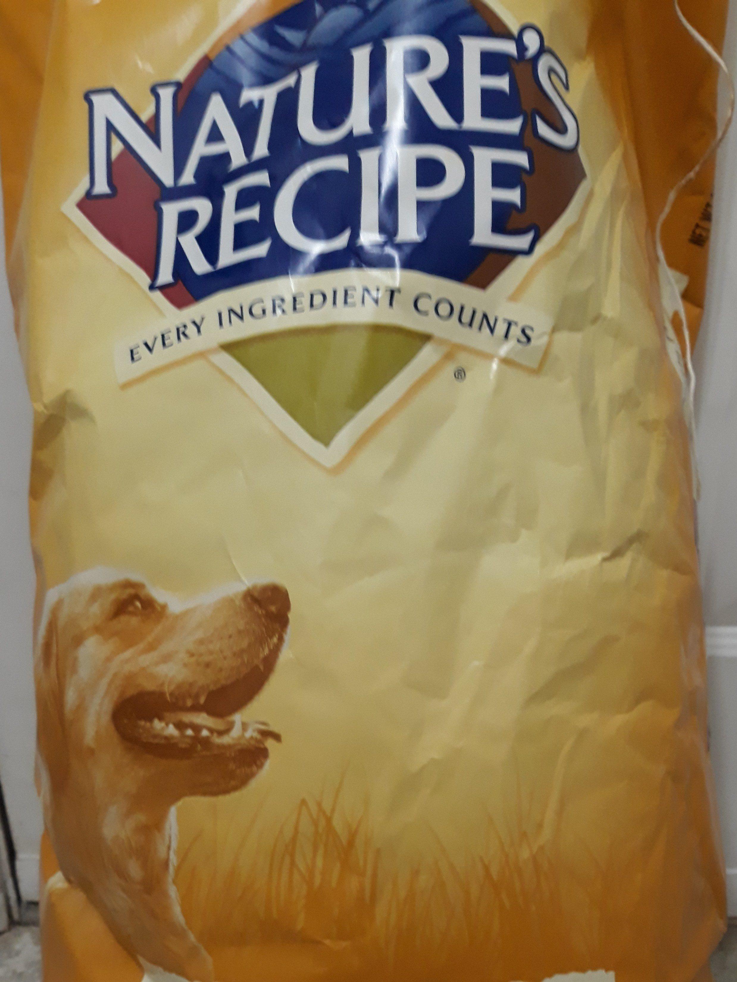 Senior Lamb Meal & Rice Recipe - Product - en