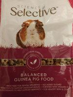 Balanced Guinea Pig Food - Product - fr