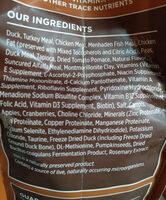 instinct original - Ingredients