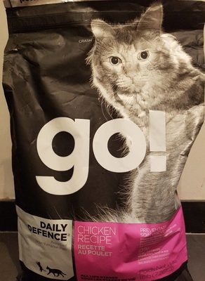 Go! Daily Defence Chicken Recipe pour chat - Product - fr
