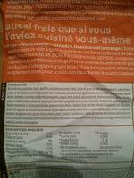NOW FRESH Grain Free Senior Recipe - Ingredients