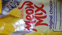meow mix original choice - Product