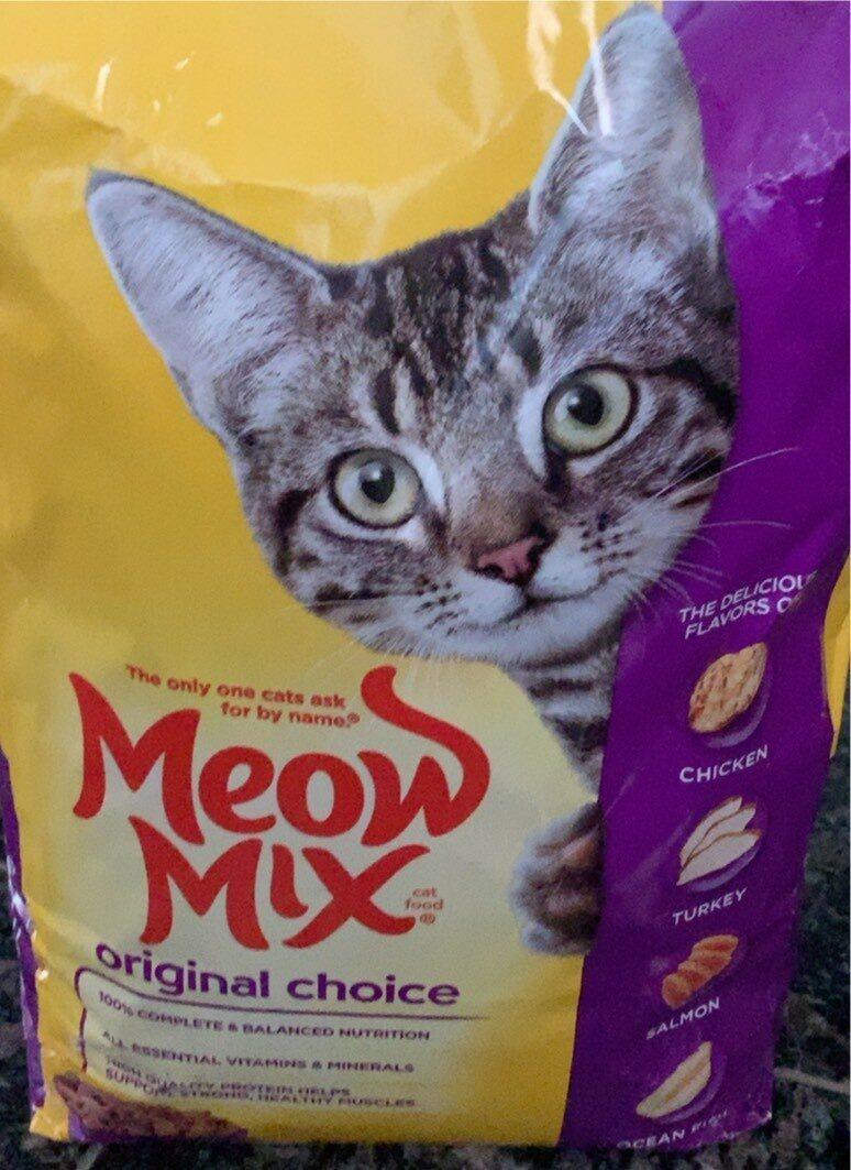 Meow Mix - Product - en