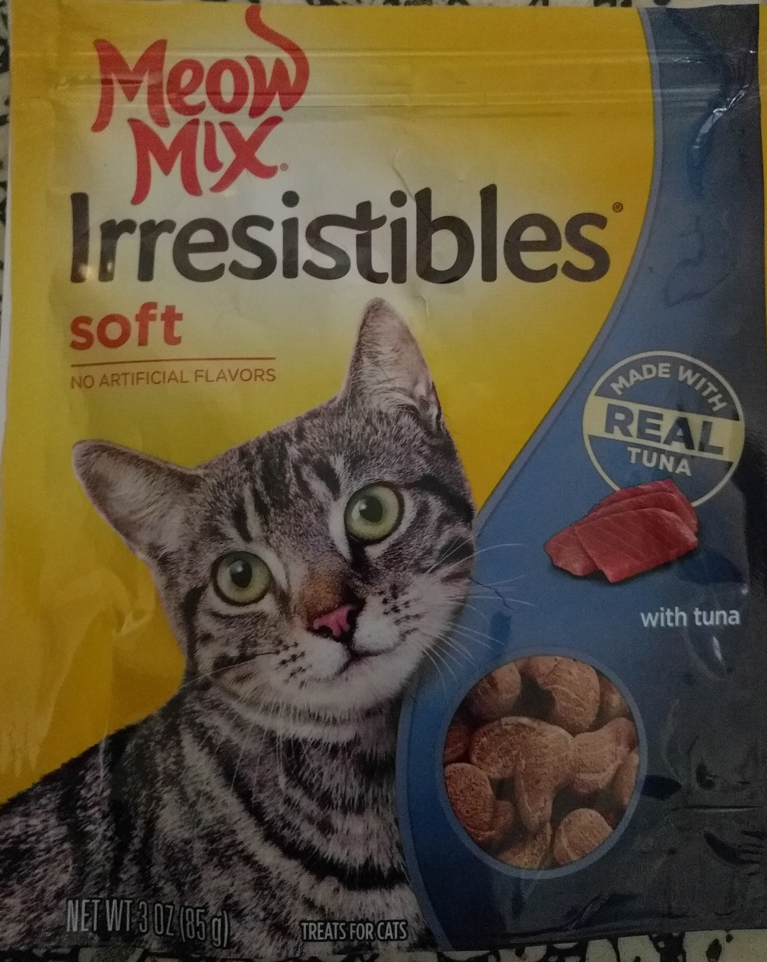 Meow Mix Irresistables - soft - Product - en