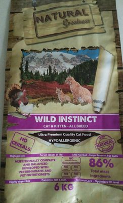 Wild Instinct - Product