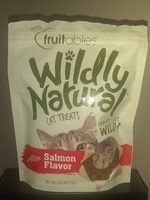 Wildly Natural Cat Treats - Product