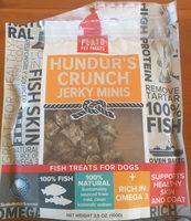 Hundur's Crunch Jerky Minis - Product - en