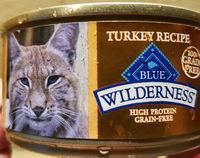Blue Wilderness Turkey Recipe - Product