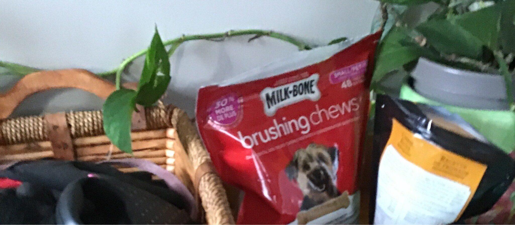 Bonbon chien - Nutrition facts - fr