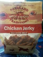 chicken jerky - Product