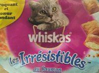 les Irrésistibles au saumon - Product