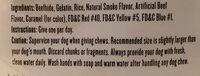 Smoky BBQ Flavor Twists - Ingredients - en