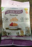 serrano cat snacks - Product - en