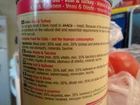 Mac's - Ingredients