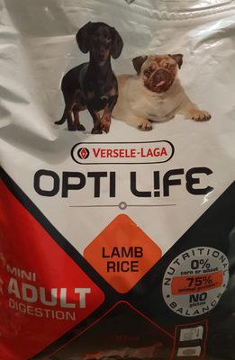 opti life mini adulte digestion - Product - fr