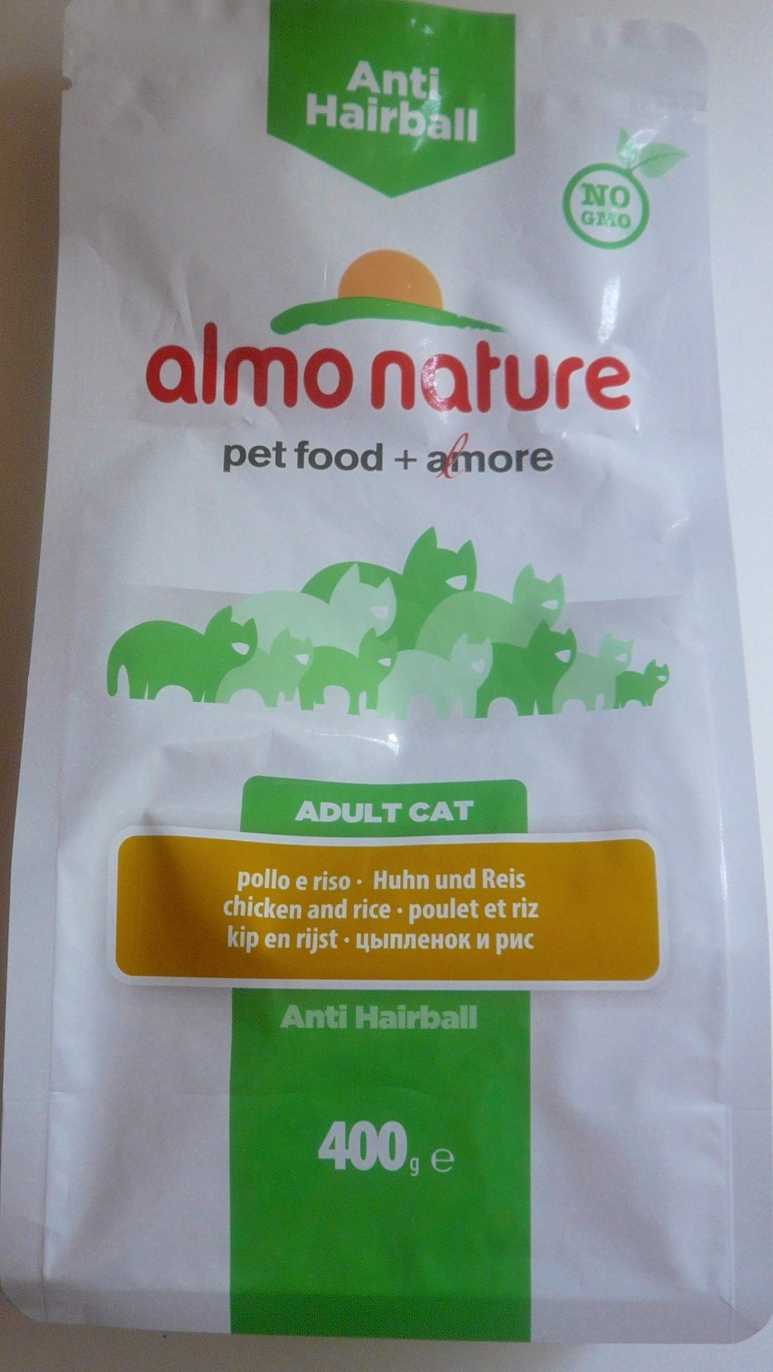Almo Nature - Product - fr