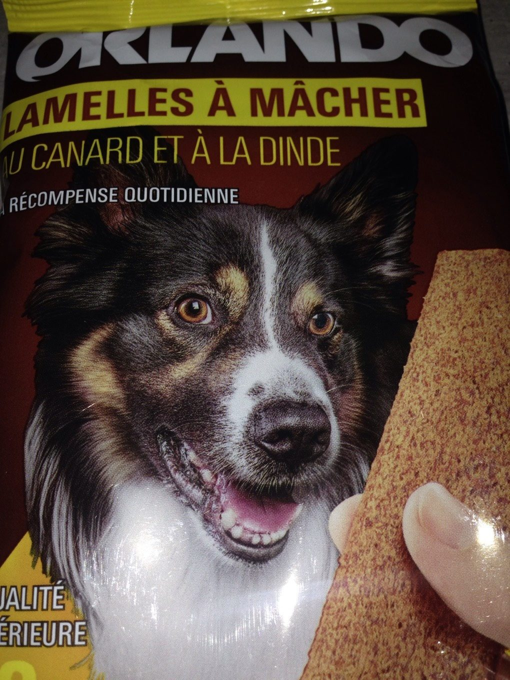 Lamelles à mâcher - Product