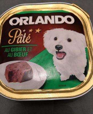 Paté pour chien - Product