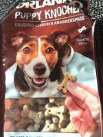 Hundeknochen, Knabbern zuckerfrei (Orlando) - Product - de
