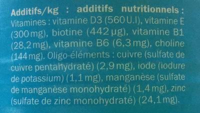 Émincés à la dinde et au foie - Nutrition facts - fr