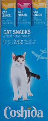Cat snacks - Product - fr