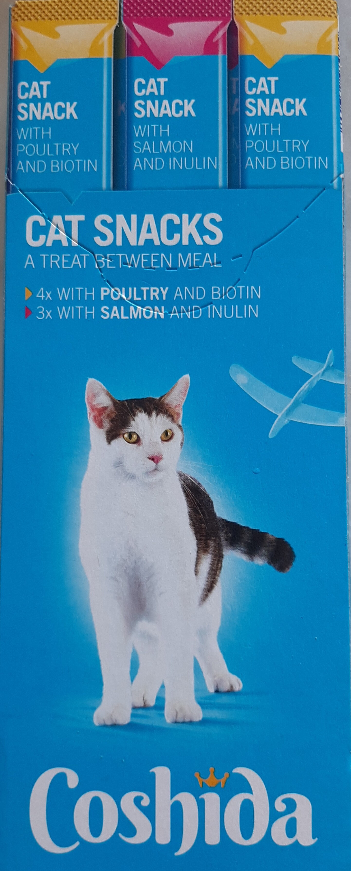 Cat snacks - Product