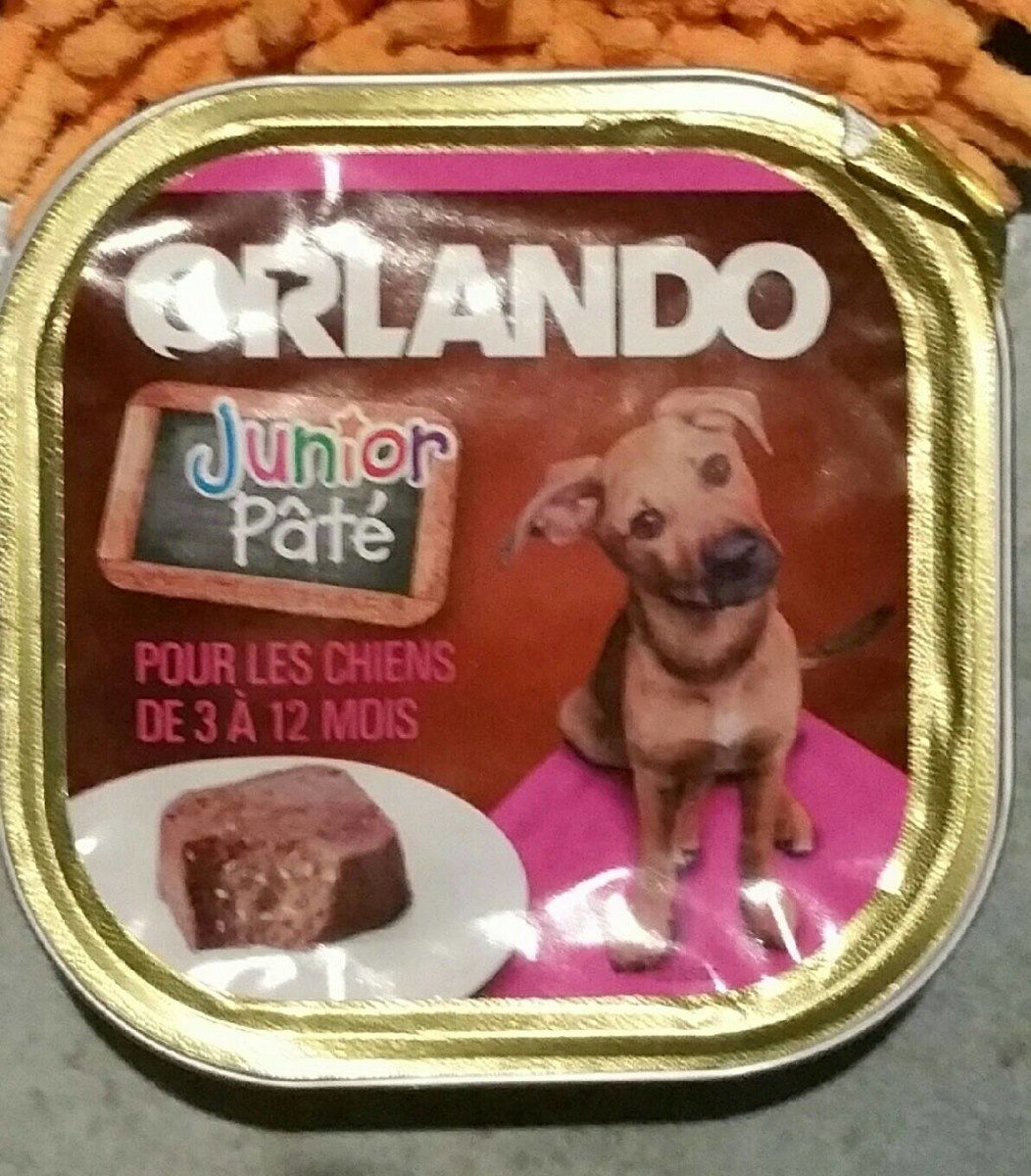 Junior pâté - Product